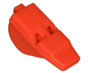 Sifflet d'arbitre Acme Cyclone 888 orange